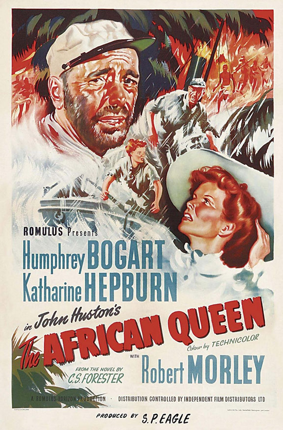 The African Queen Poster #3