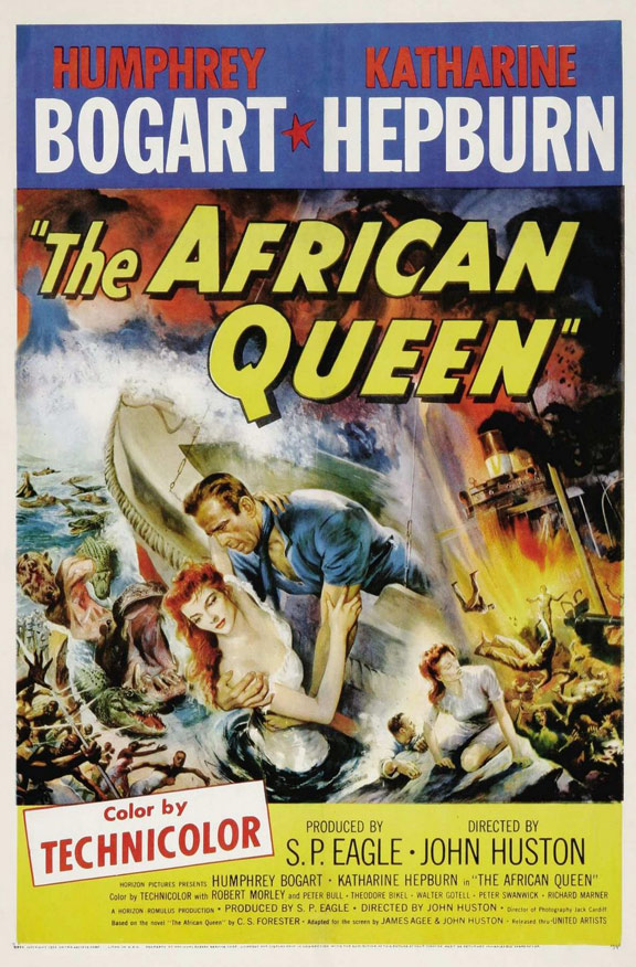 The African Queen Poster #1