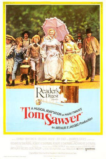 Tom Sawyer Poster #1