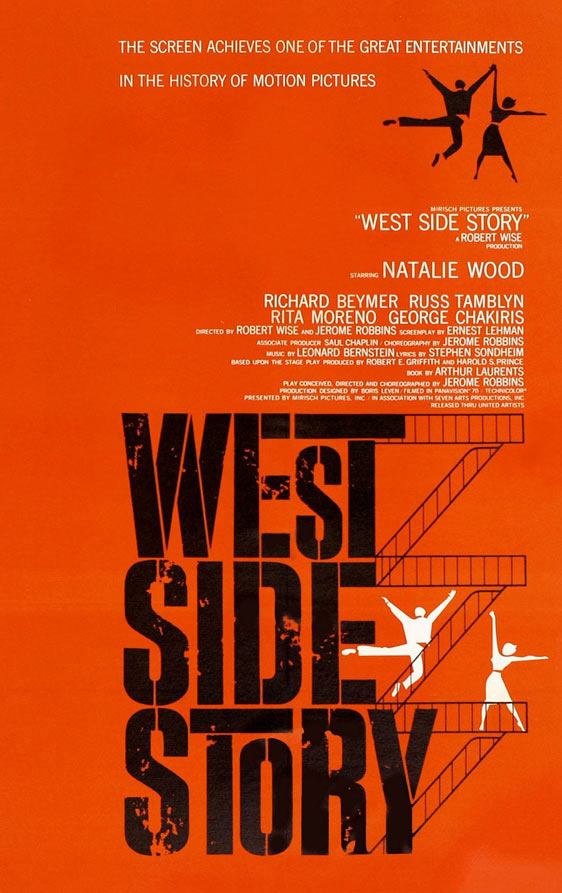 West Side Story Poster #1