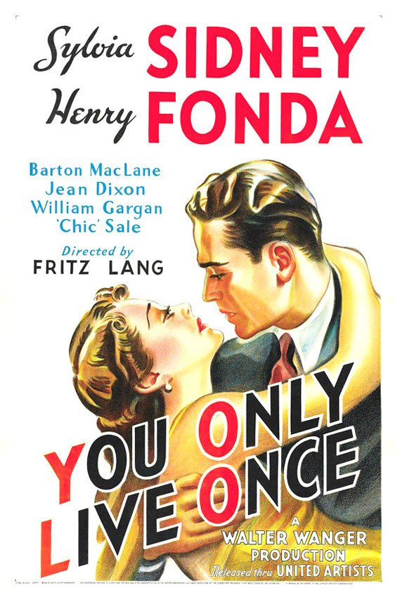 You Only Live Once Poster #1