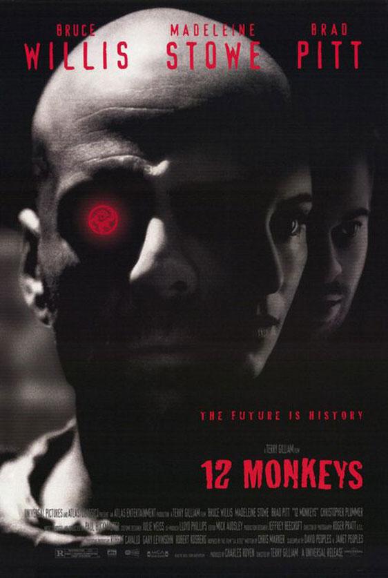 12 Monkeys Poster #1