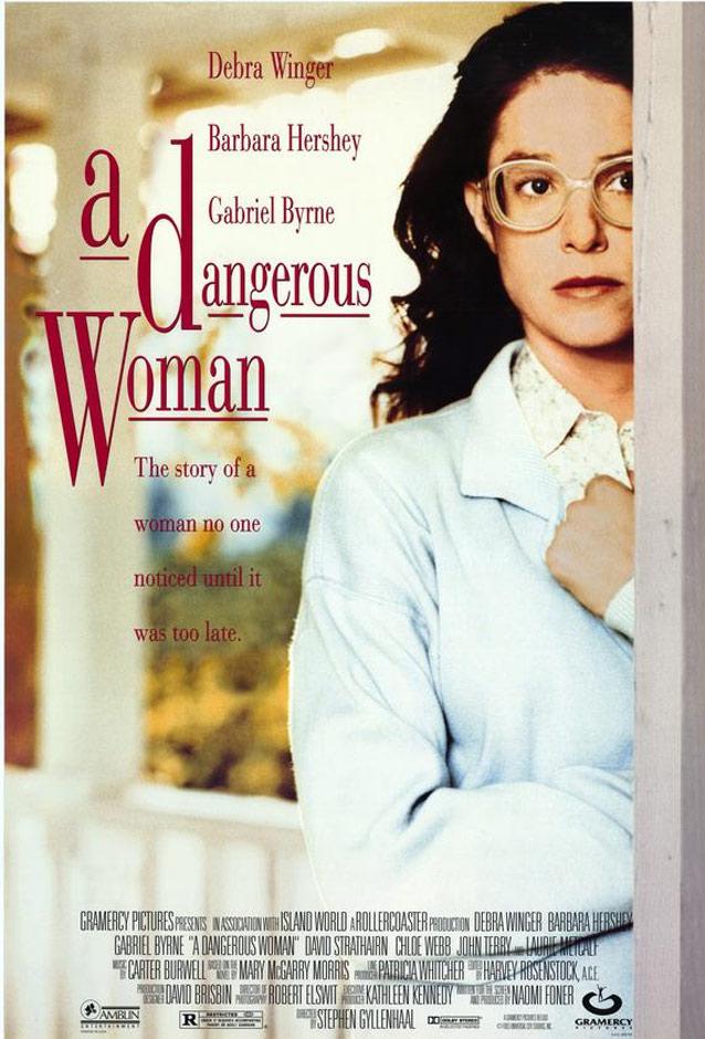 A Dangerous Woman Poster #1