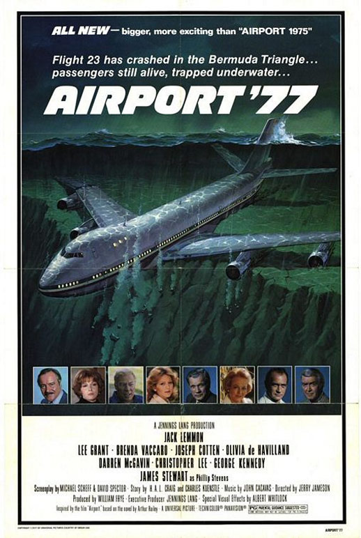 Airport '77 Poster #1