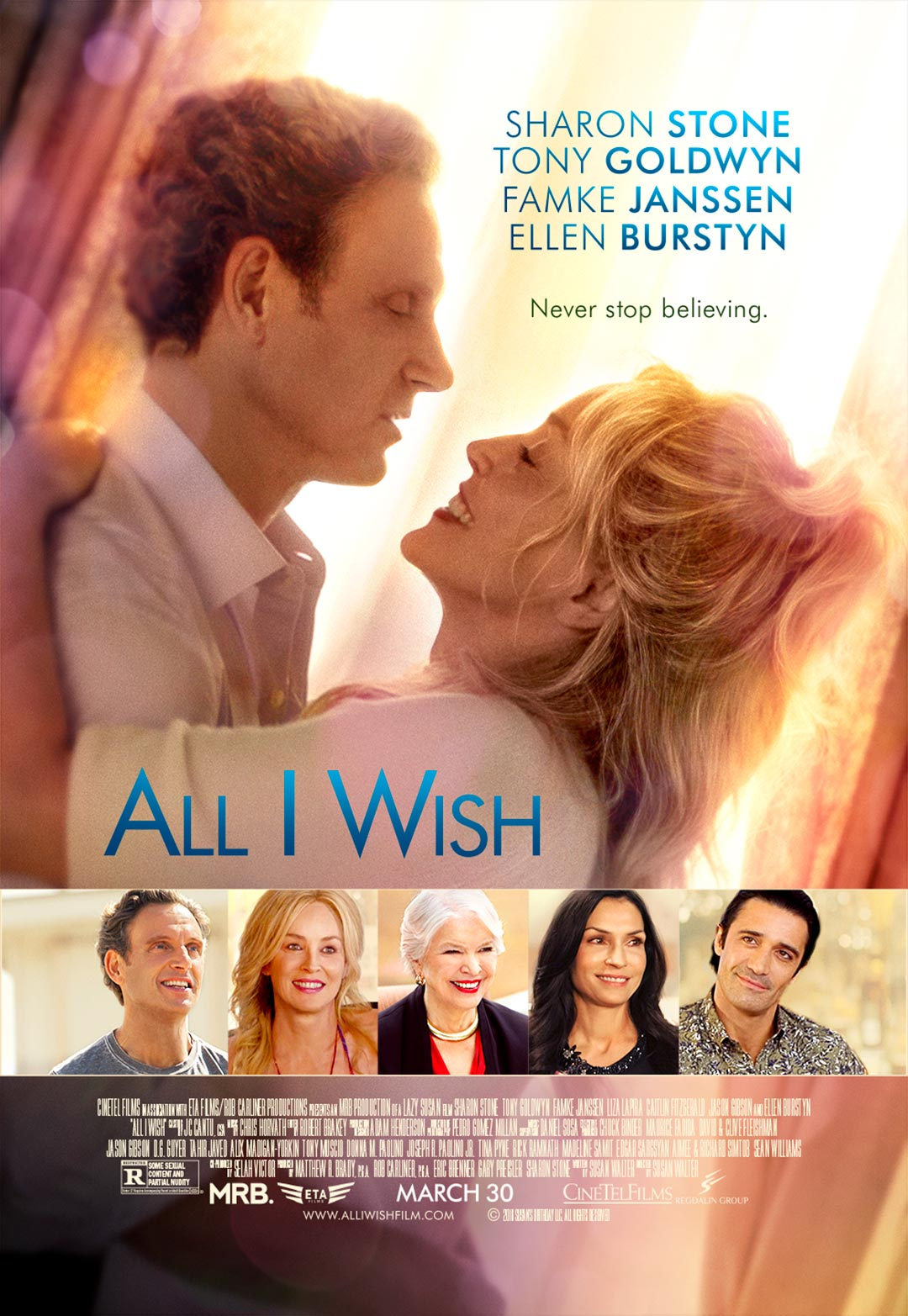 All I Wish Poster #1