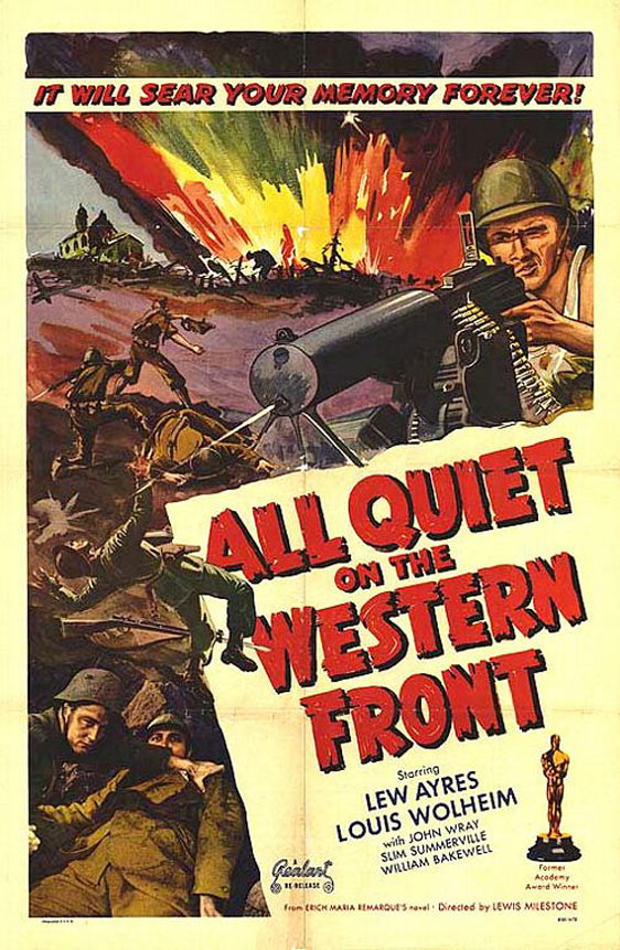All Quiet on the Western Front Poster #2