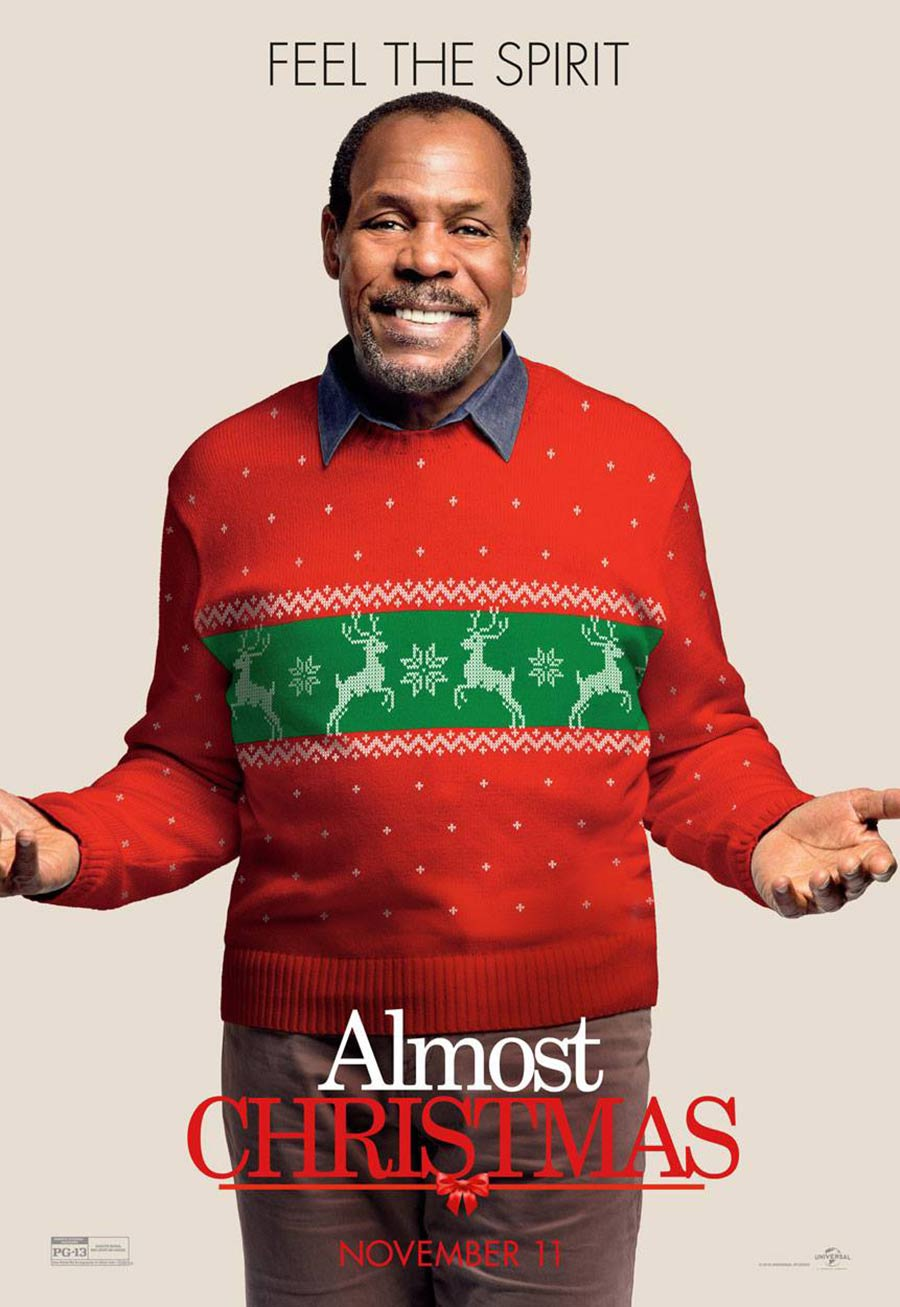 Almost Christmas Poster #10