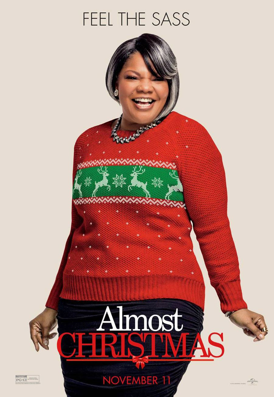 Almost Christmas Poster #11