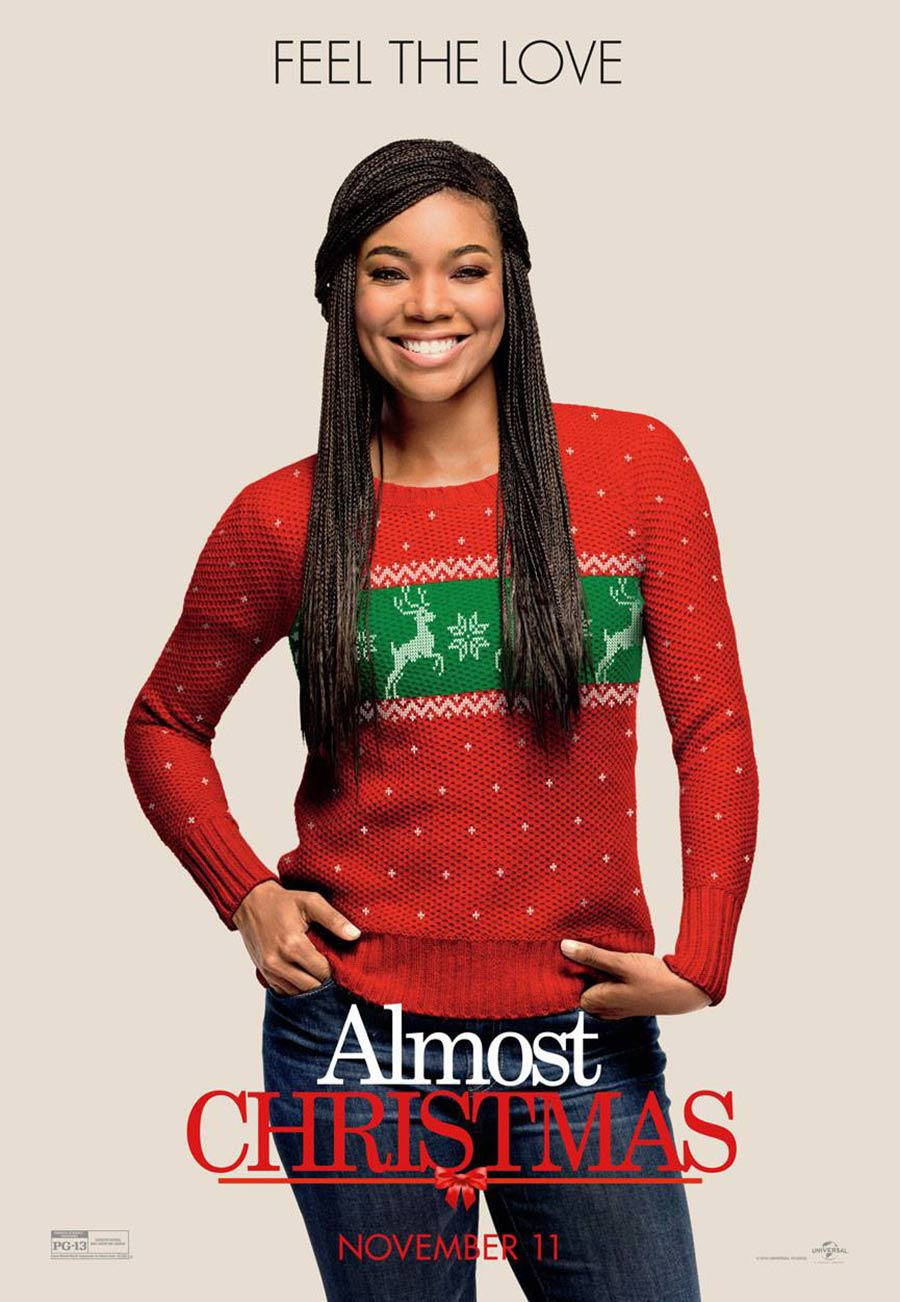 Almost Christmas Poster #12