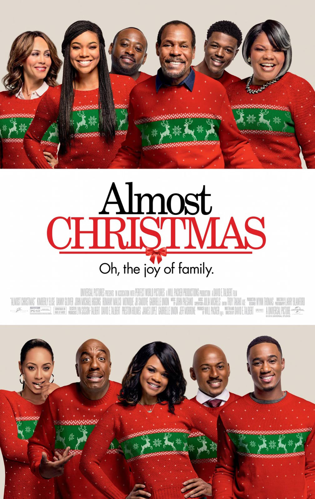 Almost Christmas Poster #13