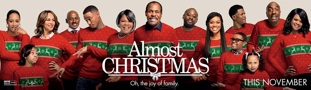 Almost Christmas Poster #14
