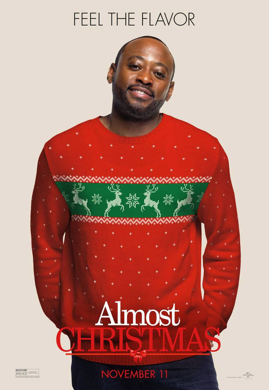 Almost Christmas Poster #2