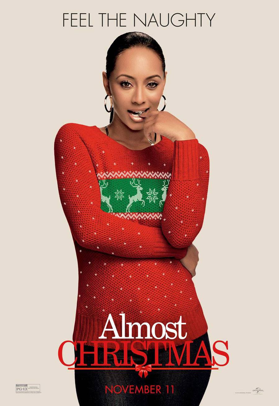 Almost Christmas Poster #3