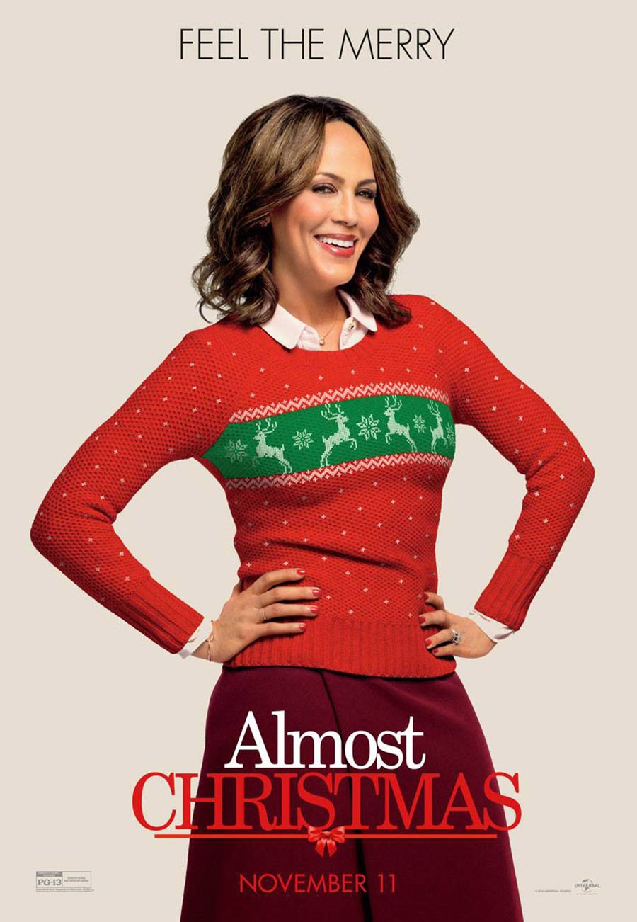 Almost Christmas Poster #4