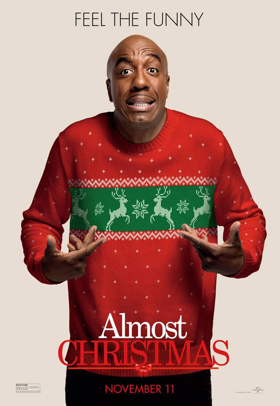 Almost Christmas Poster #5
