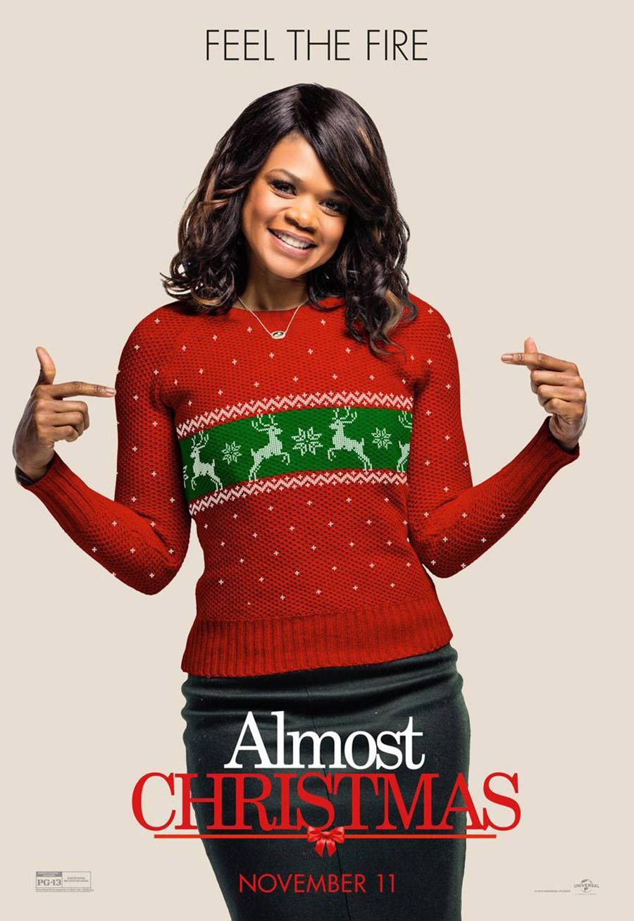 Almost Christmas Poster #6