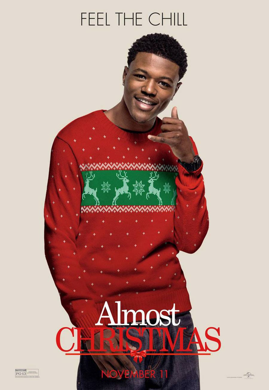 Almost Christmas Poster #7