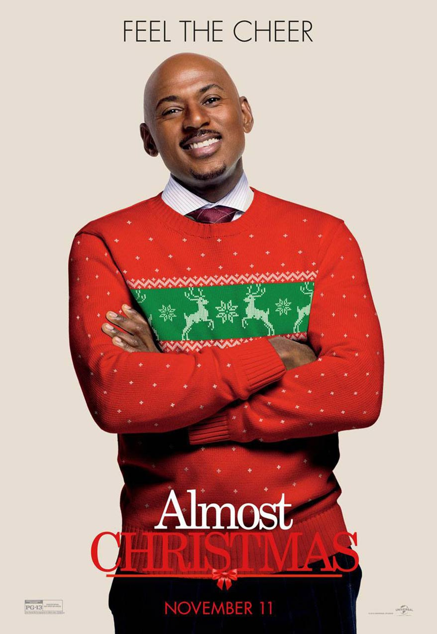 Almost Christmas Poster #8