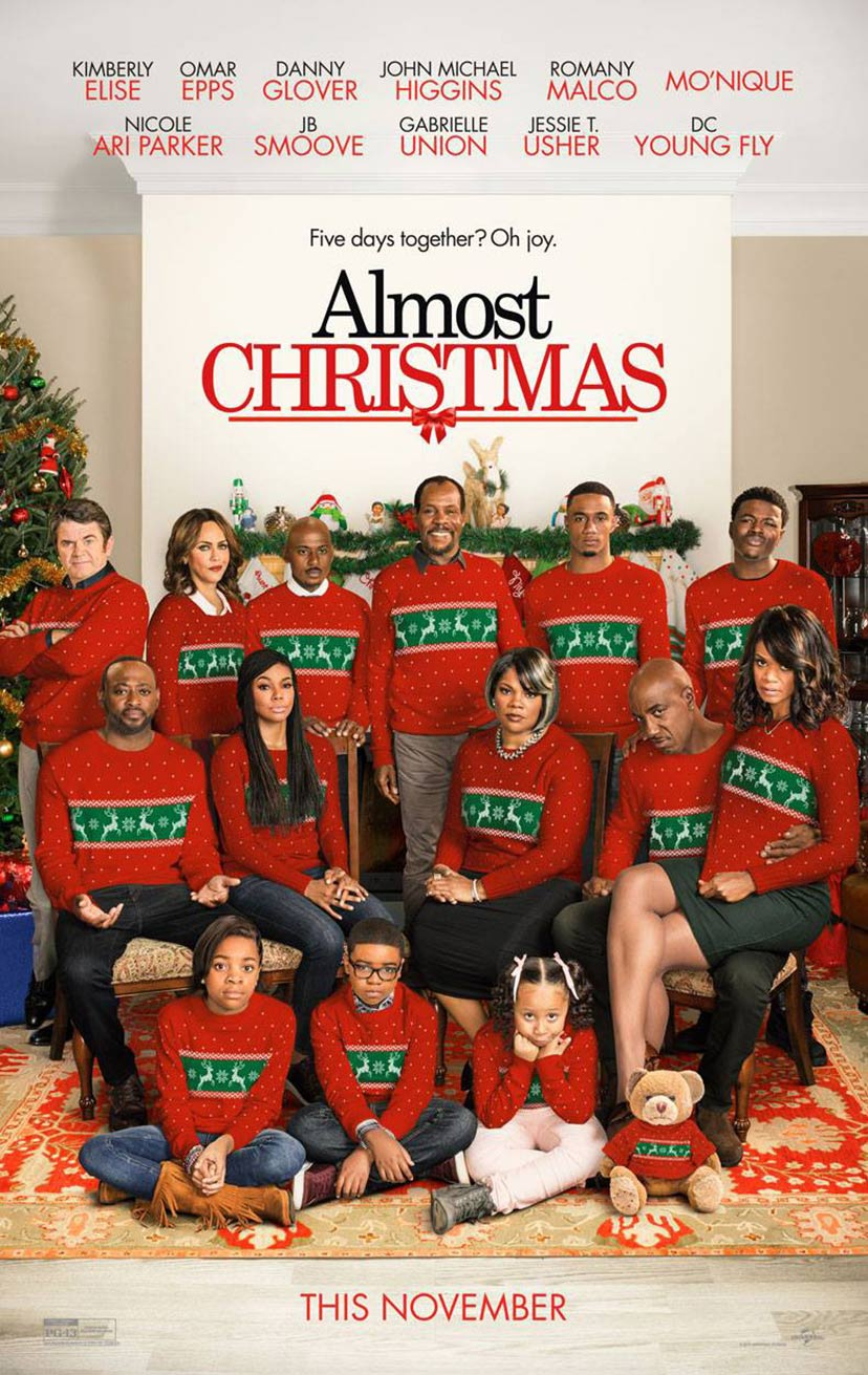 Almost Christmas Poster #1