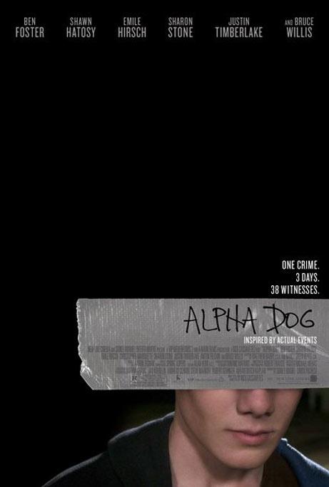 Alpha Dog Poster #3