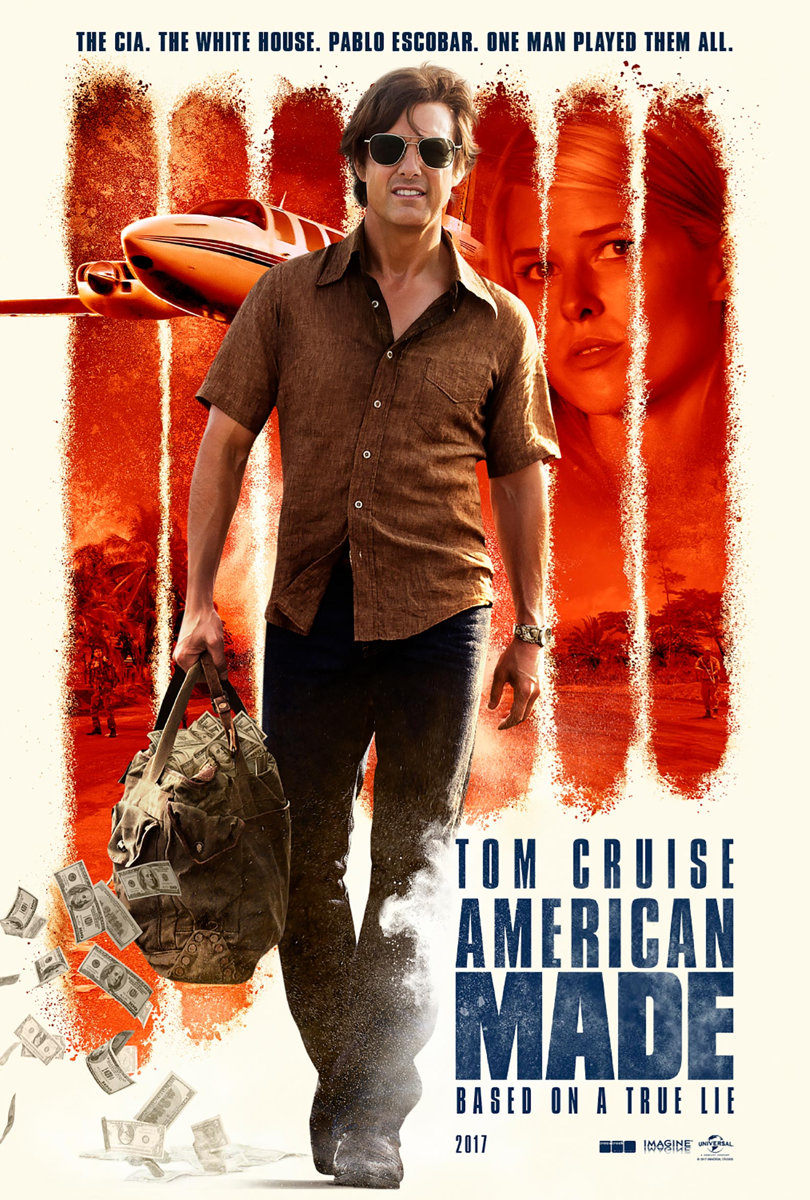 American Made Poster #1