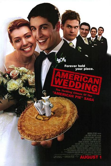 American Wedding Poster #1