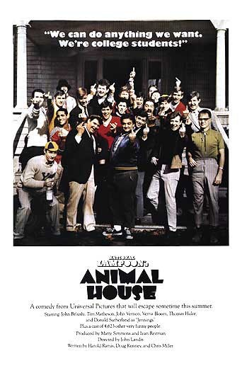 Animal House Poster #2