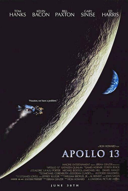 Apollo 13 Poster #1