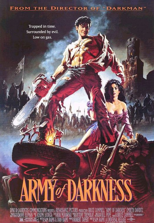 Army of Darkness Poster #1