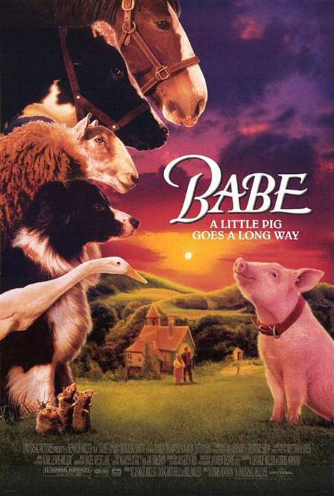 Babe Poster #1