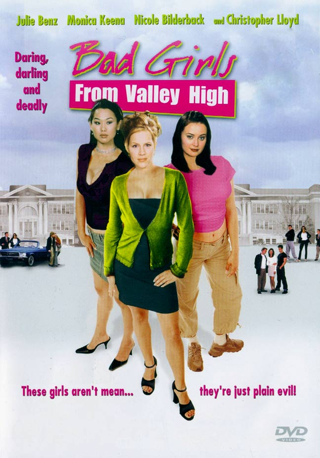 Bad Girls from Valley High Poster #1
