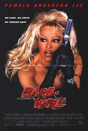 Barb Wire Poster #1