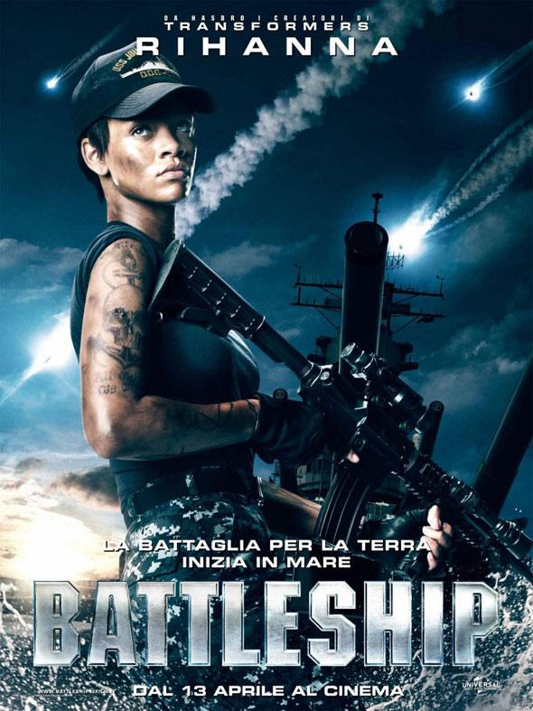 Battleship Poster #6