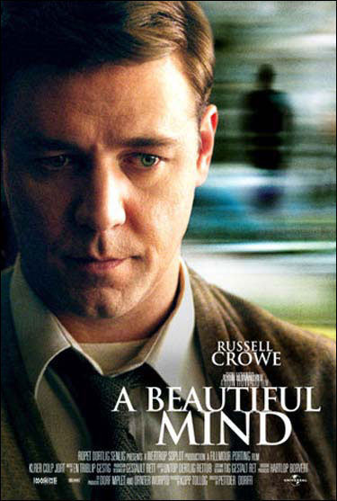 A Beautiful Mind Poster #1