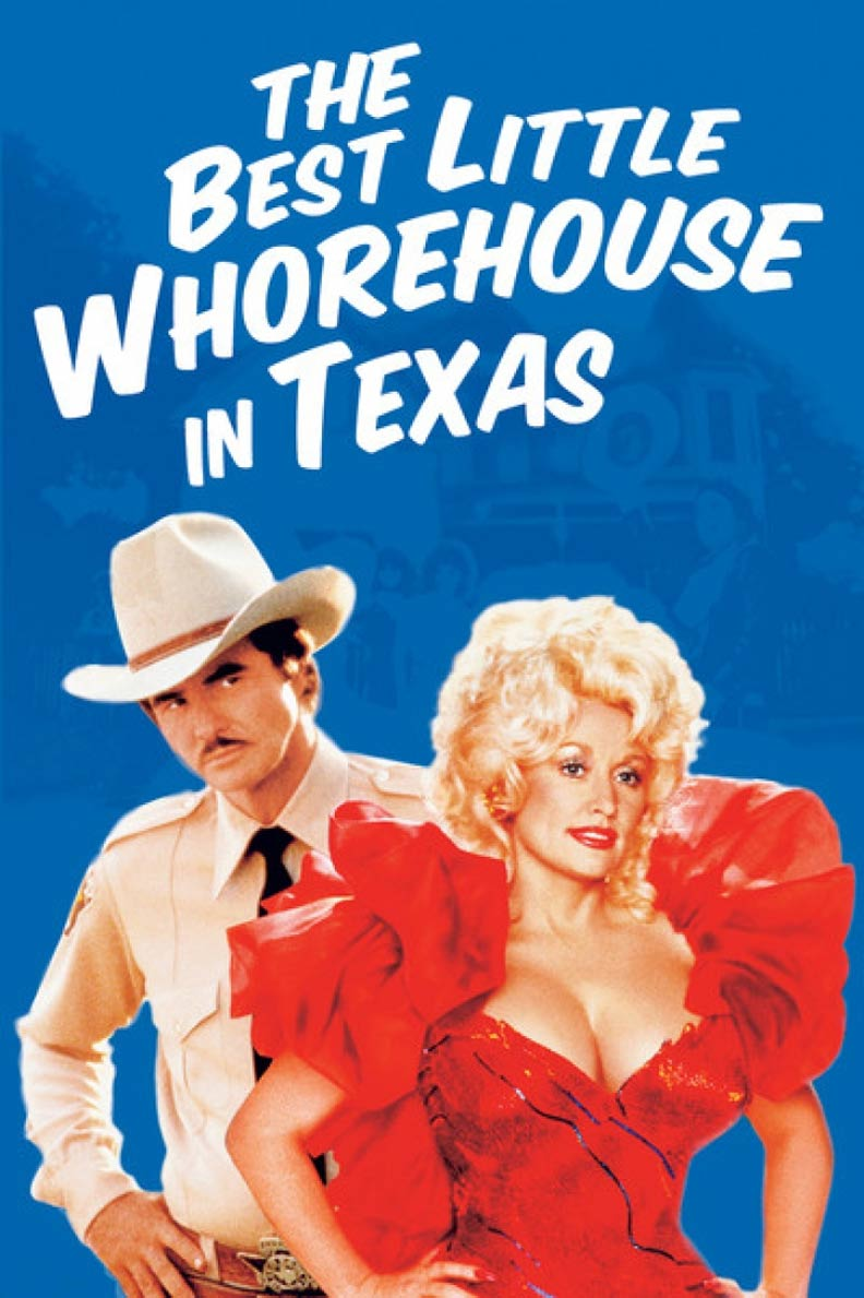 The Best Little Whorehouse in Texas Poster #1