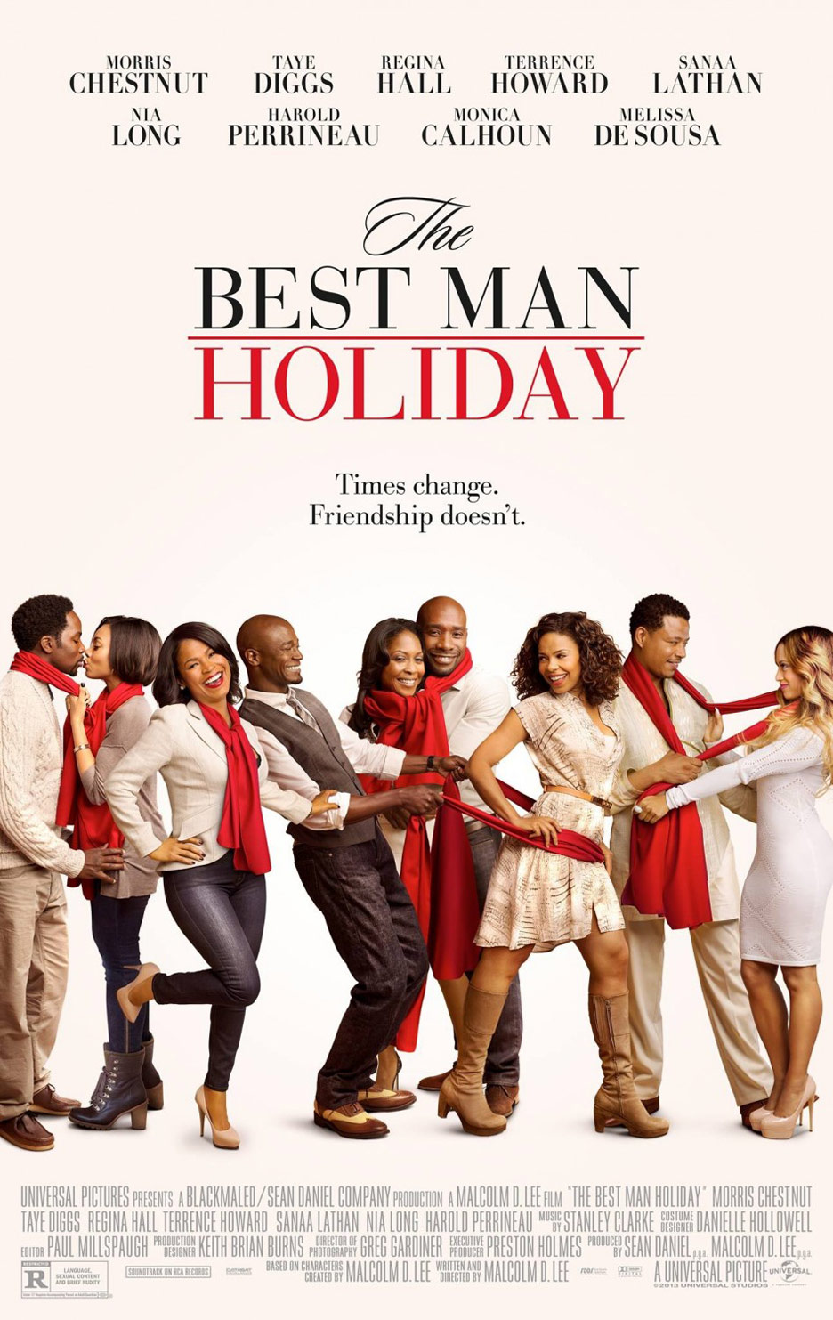 The Best Man Holiday Poster #2