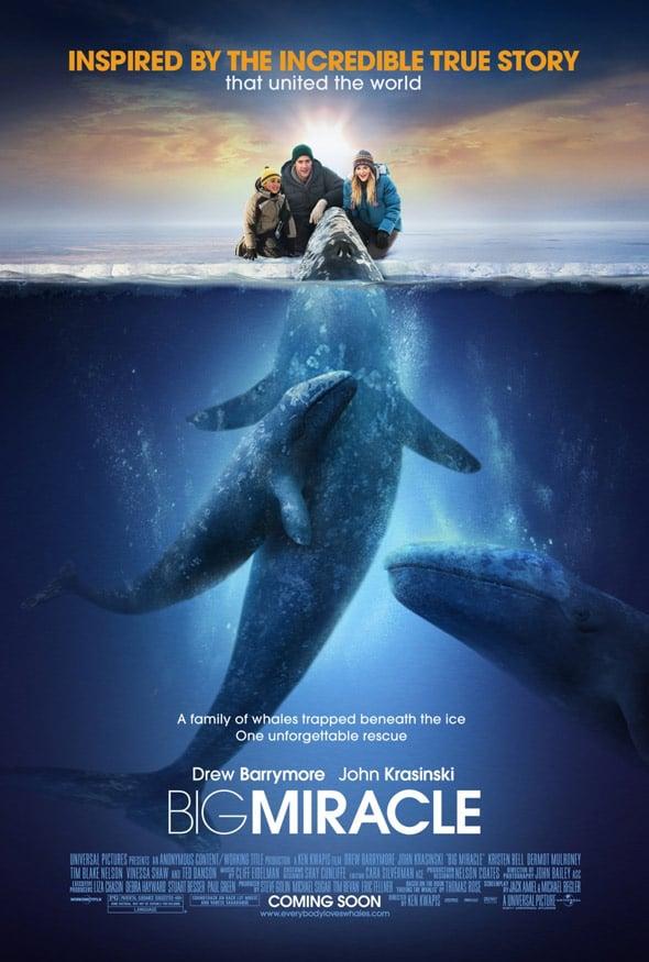 Big Miracle Poster #1