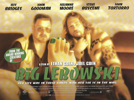 The Big Lebowski Poster #1