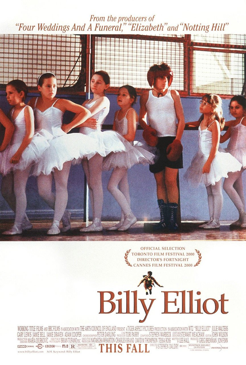Billy Elliot Poster #1