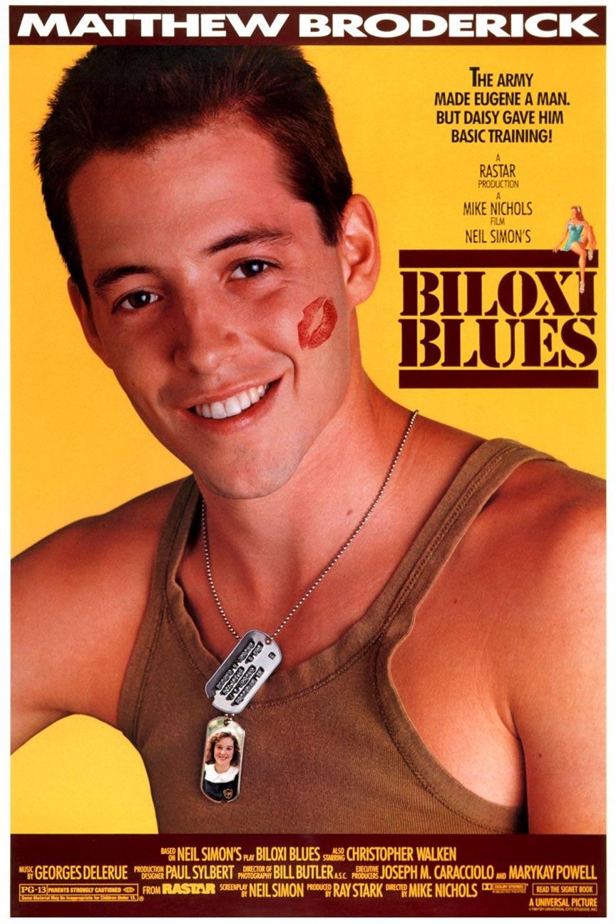 Biloxi Blues Poster #1