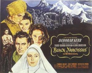 Black Narcissus Poster #1
