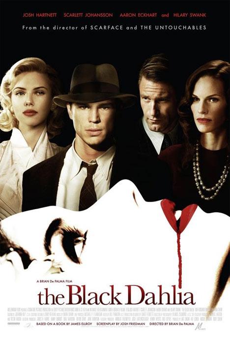 The Black Dahlia Poster #1