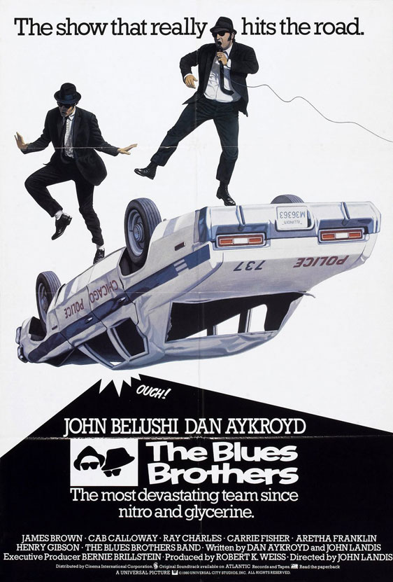 The Blues Brothers Poster #3