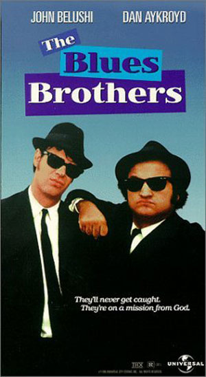 The Blues Brothers Poster #4