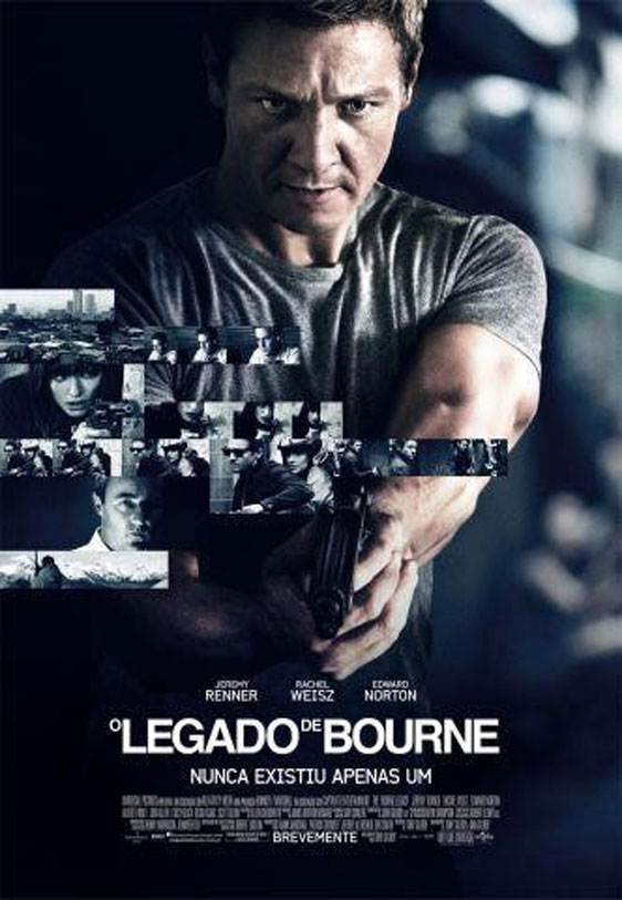 The Bourne Legacy Poster #5