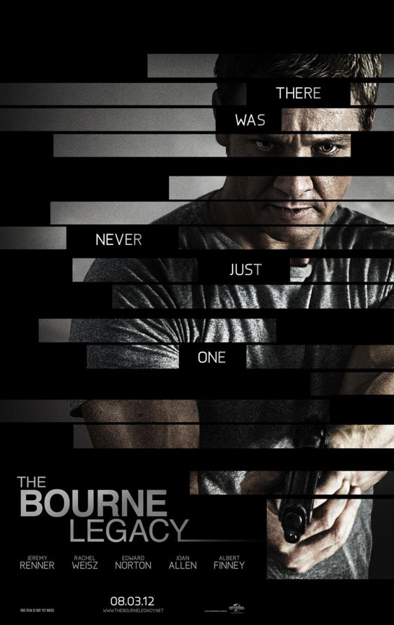 The Bourne Legacy Poster #1