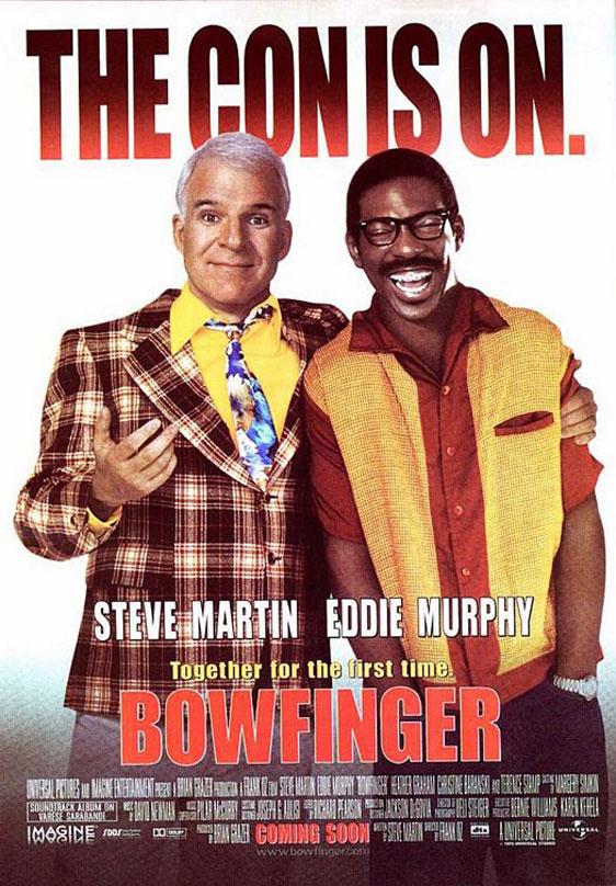 Bowfinger Poster #1