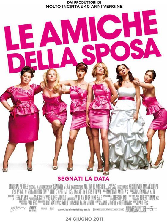 Bridesmaids Poster #3