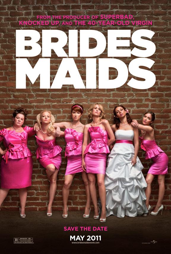 Bridesmaids Poster #1