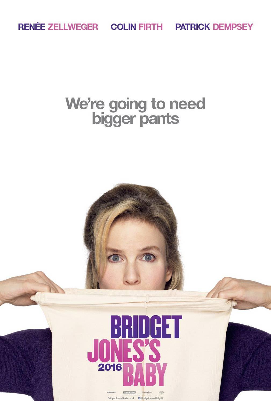 Bridget Jones's Baby Poster #1